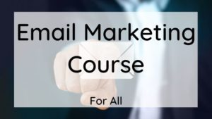 FREE Email Marketing Course List