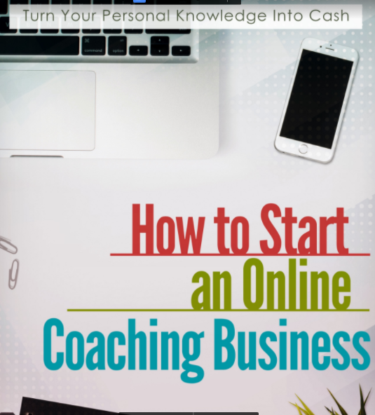 HOW TO START AN ONLINE COACHING BUSINESS