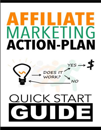 affiliate marketing action plan Affiliate Marketing Action Plan
