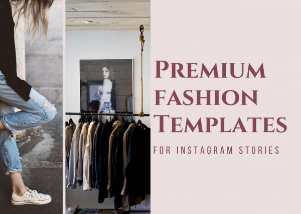 beauty and fashion motion template free