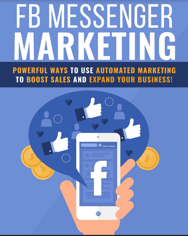 fb messenger marketing e book free