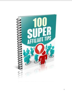 100 ways to affiliate marketing tips