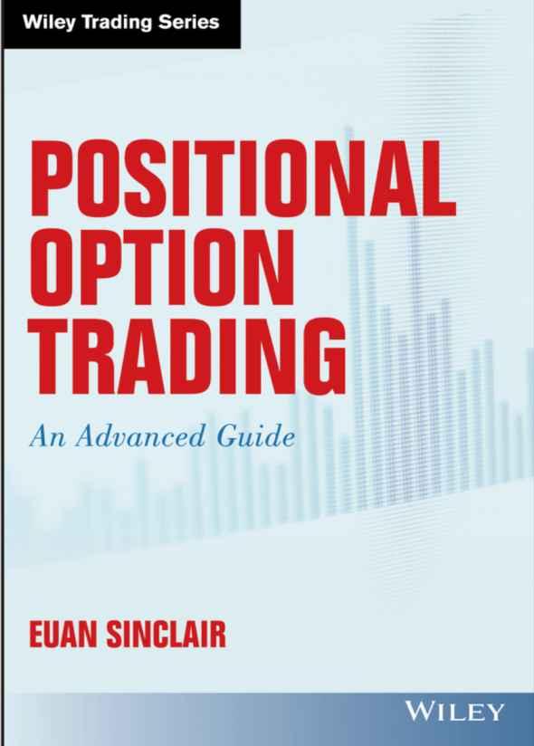 Positional option trading euan sinclair pdf